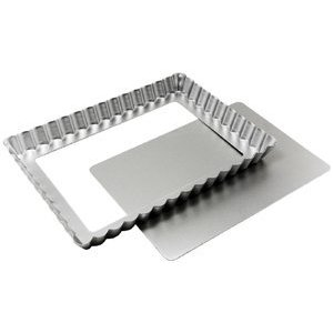 Rectangular Tart Mold