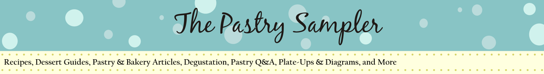 Pastry and Dessert Recipes and Menus